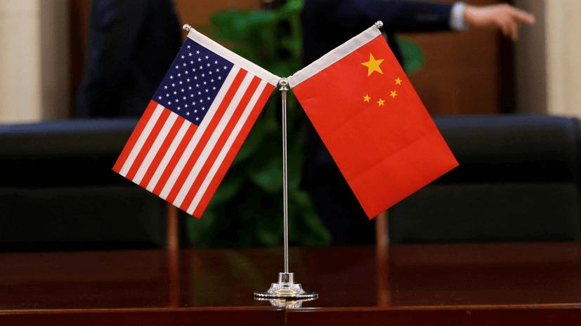 Негативное влияние на связь торговой войны между США и Китаем